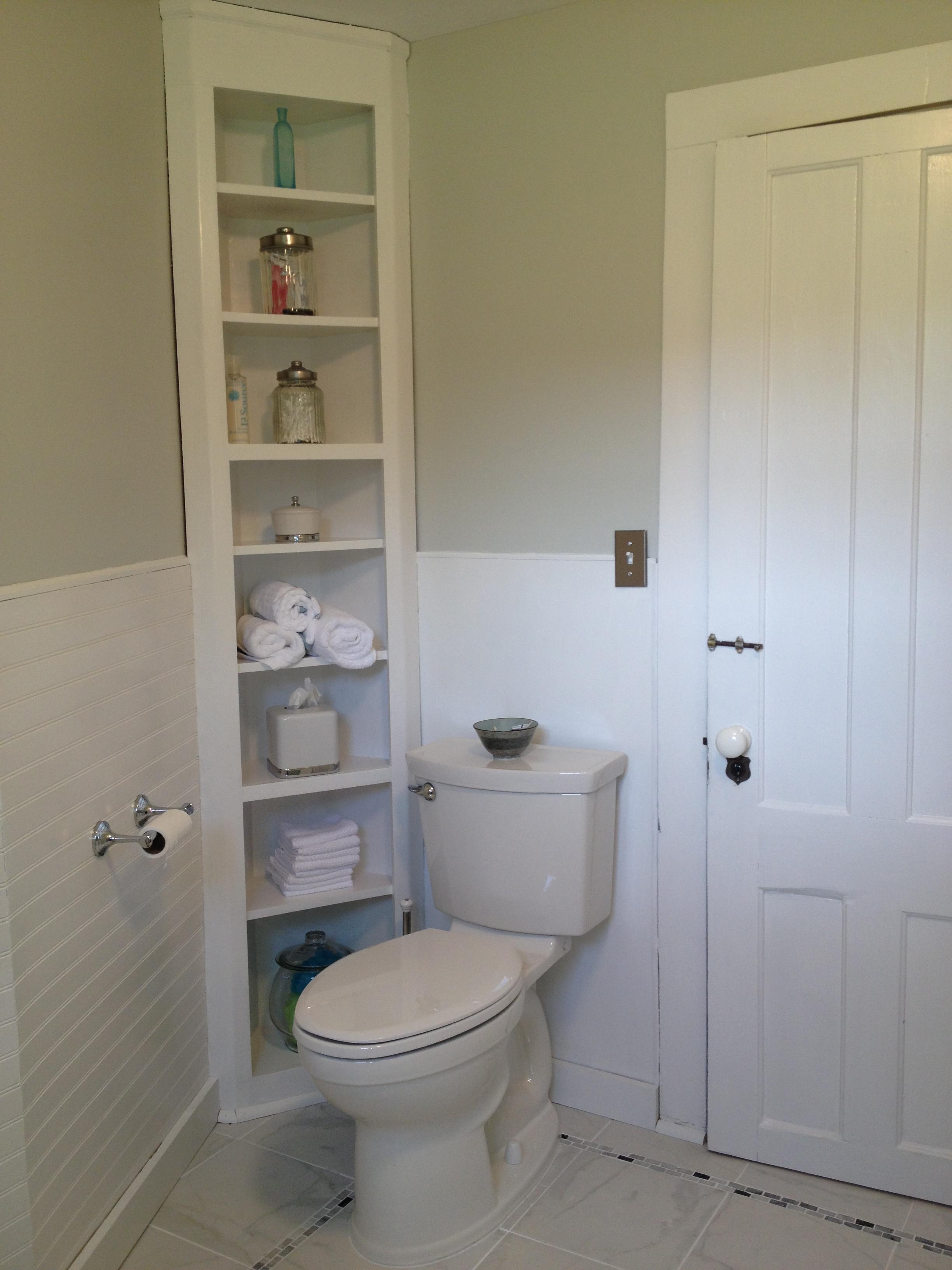 Bathroom Corner Cabinet | Mystical Designs and Tags